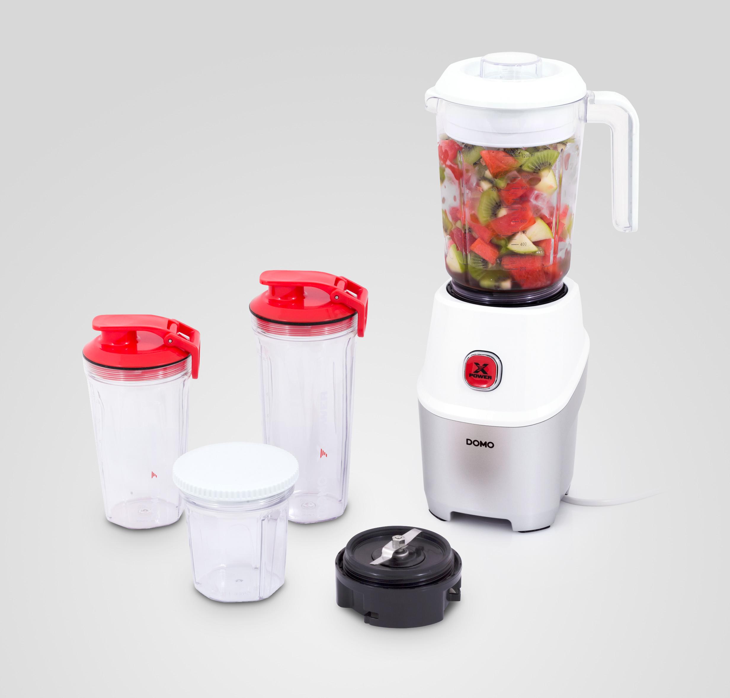 Nutri mixér Xpower s kávomlýnkem - DO9185BL  5b56d71129b